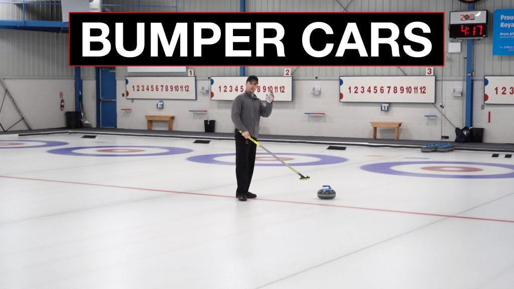 Bumper Cars Curling Drill