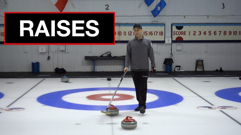 Curling Raises