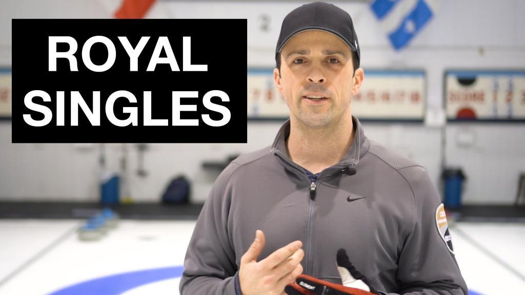 Royal Singles Curling Game